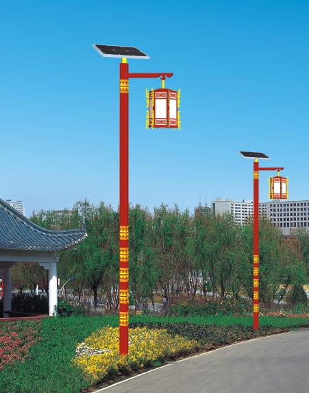 新农村太阳能庭院灯专业厂家HQ-3602