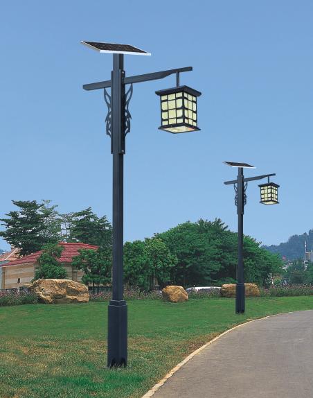 新农村太阳能庭院灯专业厂家HQ-3503